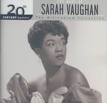 20TH CENTURY MASTERS:MILLENNIUM COLLE BY VAUGHAN,SARAH (CD)